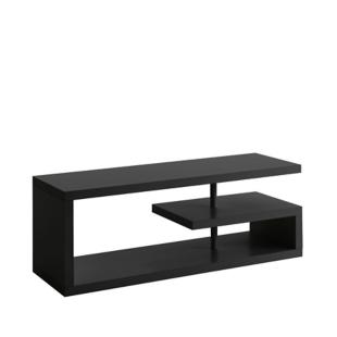FLY-meuble tv hifi noir