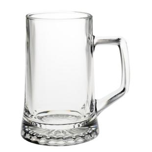 FLY-verre biere en verre 51cl transparent