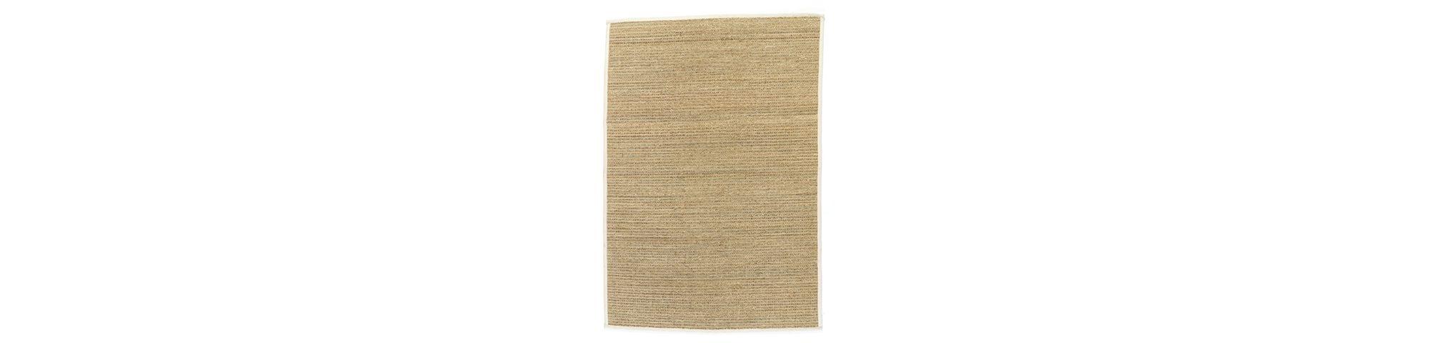 tapis en jonc de mer 140x200 naturel fly