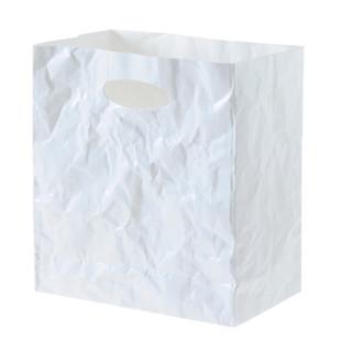 FLY-rangement avec poignees 23.3x24.4x15 blanc