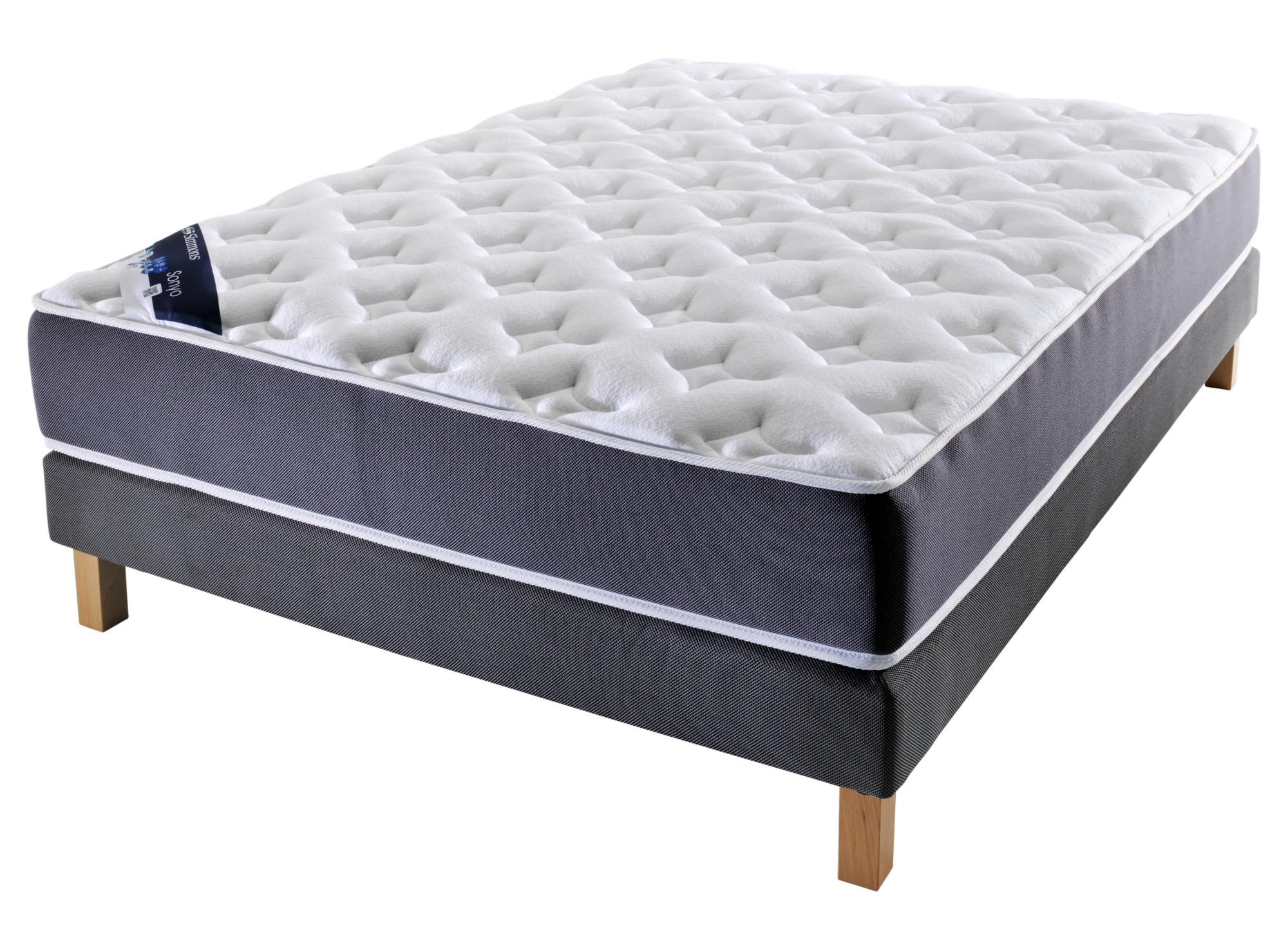 matelas a ressort ensach matelas ressort ensache luxe. Black Bedroom Furniture Sets. Home Design Ideas