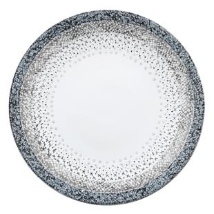 FLY-assiette plate d27cm gres