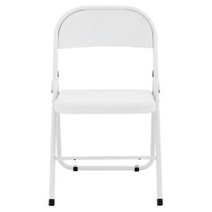 FLY-chaise pliante blanc