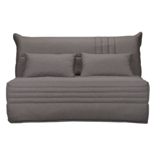 FLY-Banquette Bultex tissu taupe