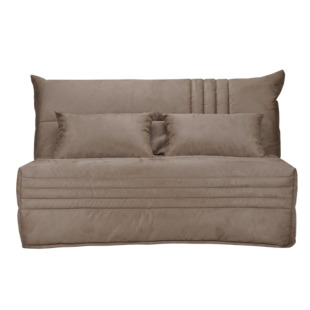FLY-Banquette BZ microfibre chamois