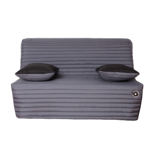 FLY-Banquette BZ gris anthracite