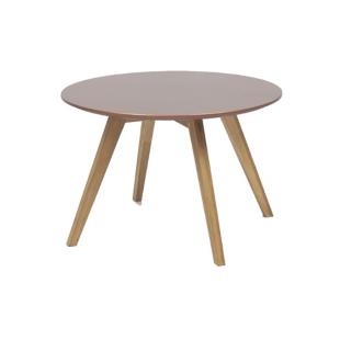 Table l200 cm gris chene oak fly - Table basse chene naturel ...