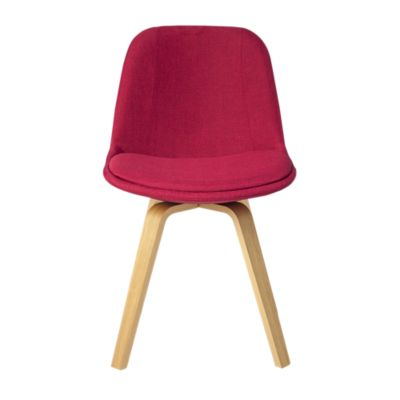 Chaise rouge fly elegant chaise rouge design pure loop for Chaise fly rouge
