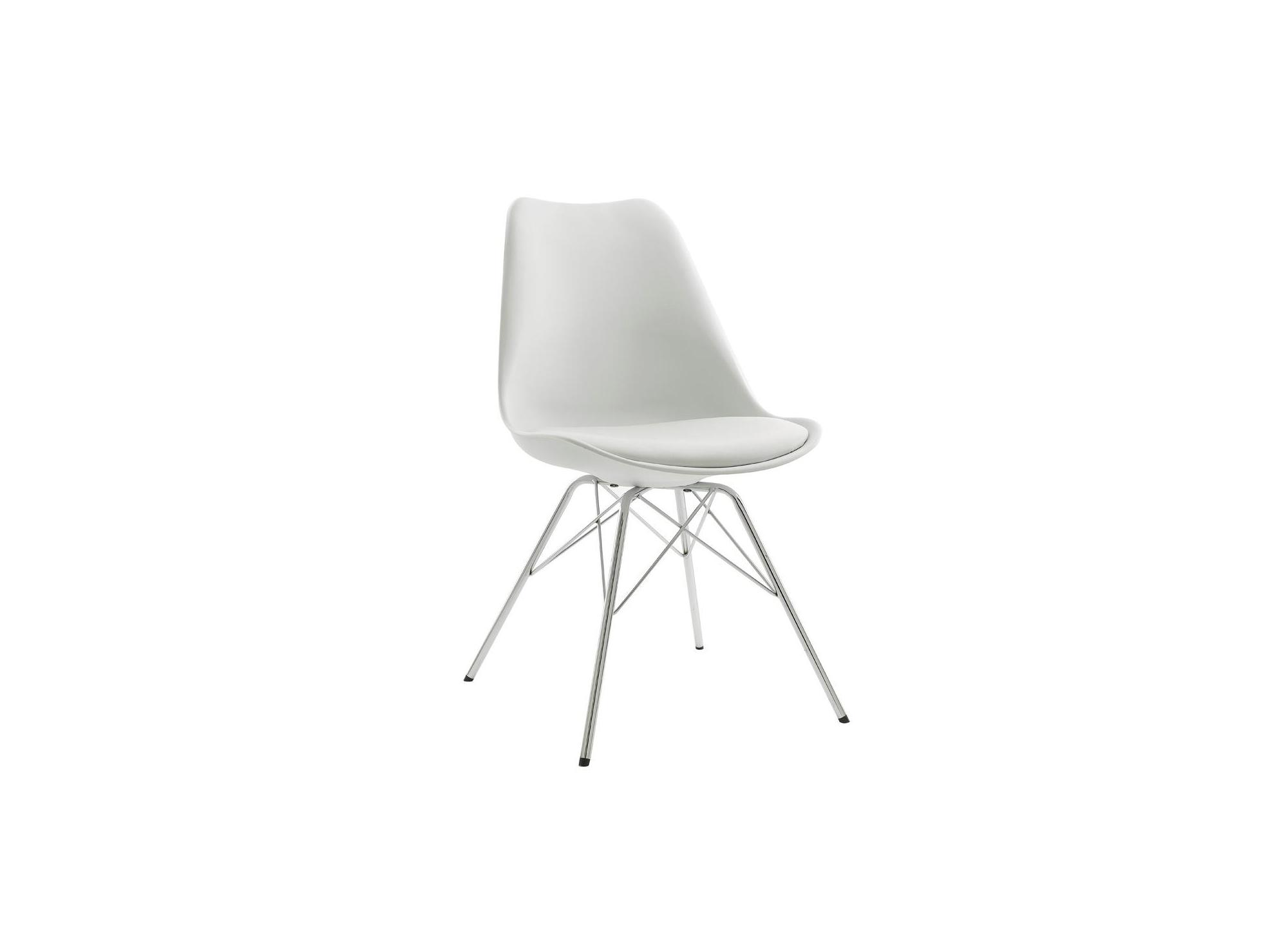 <p> La composition présentée comprend :1 x coque de chaise bl ...