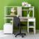 Chaise de bureau : support d'assise en contreplaque de hetre garni de ...