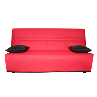 FLY-BANQUETTE CLIC CLAC ROUGE