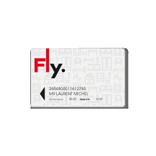 FLY-Carte fidélité